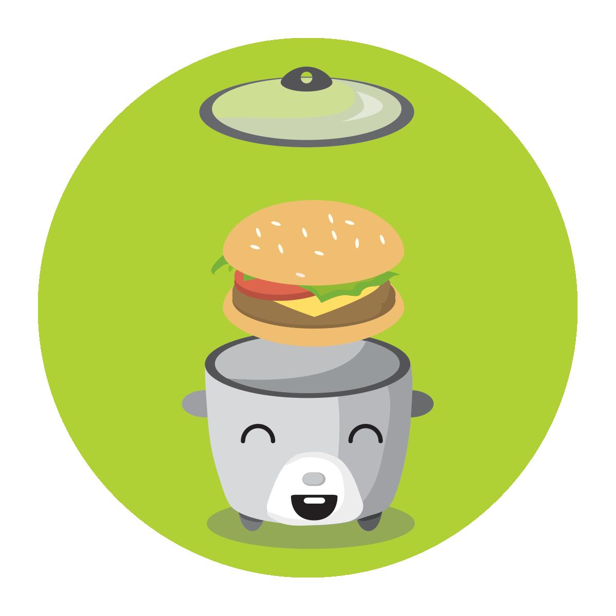 ricecooker_burger